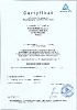Certyfikat EN ISO 9001:2008 PL